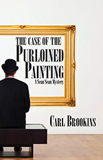 The Case of the Purloined Painting by Carl Brookins