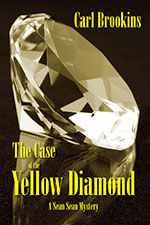 The Case of the Yellow Diamond by Carl Brookins